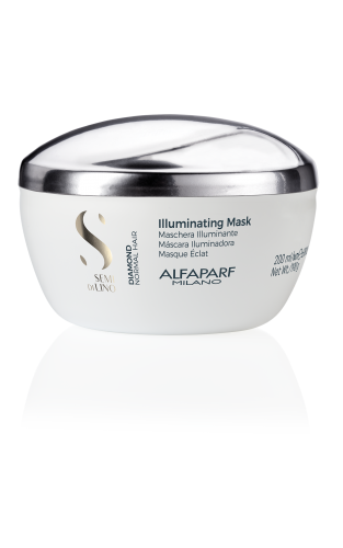 Illuminating Mask - Deimantinio žvilgesio kaukė 200ml