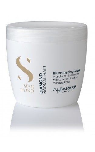 Illuminating Mask - Deimantinio žvilgesio kaukė 500ml