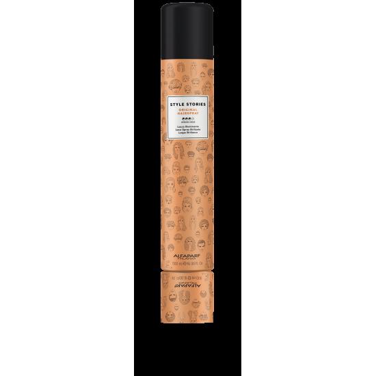 Original Hairspray - Stiprios fiksacijos plaukų lakas 500ml
