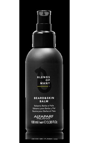 Beard and Skin Balm - Barzdos ir veido odos balzamas 100ml