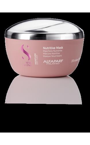 Nutritive Mask - Kaukė sausiems plaukams 200ml