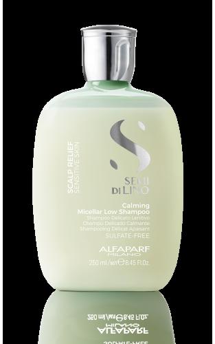 Calming Micellar Low Shampoo - Raminantis šampūnas jautriai galvos odai 250ml