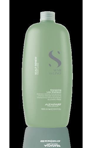 Energizing Low Shampoo - Energizuojantis šampūnas silpniems, slenkantiems plaukams 1000ml